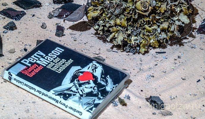 перри мейсон книги